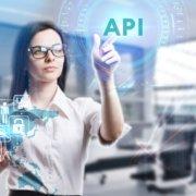 API wird die Zukunftstechnologie für Banken und Tech-Unternehmen. Marina-Putilova_123rf.com